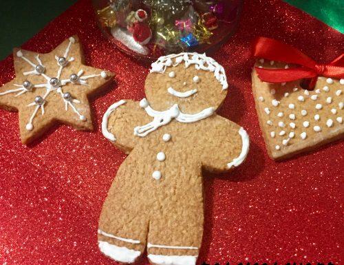 Gingerbread –  i miei biscottini di Natale