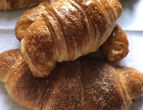 Croissant Parigino ricetta Iginio Massari